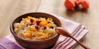 Millet aux fruits confits