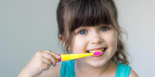 Dents : faut-il donner du fluor à son enfant ?