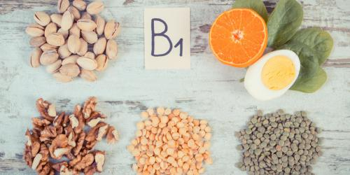 Où trouve-t-on de la vitamine B1 ?