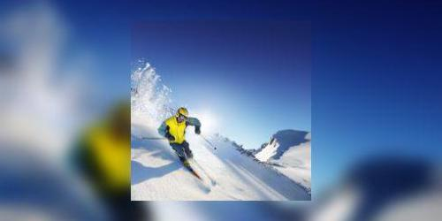 Accidents de ski, une question de timing
